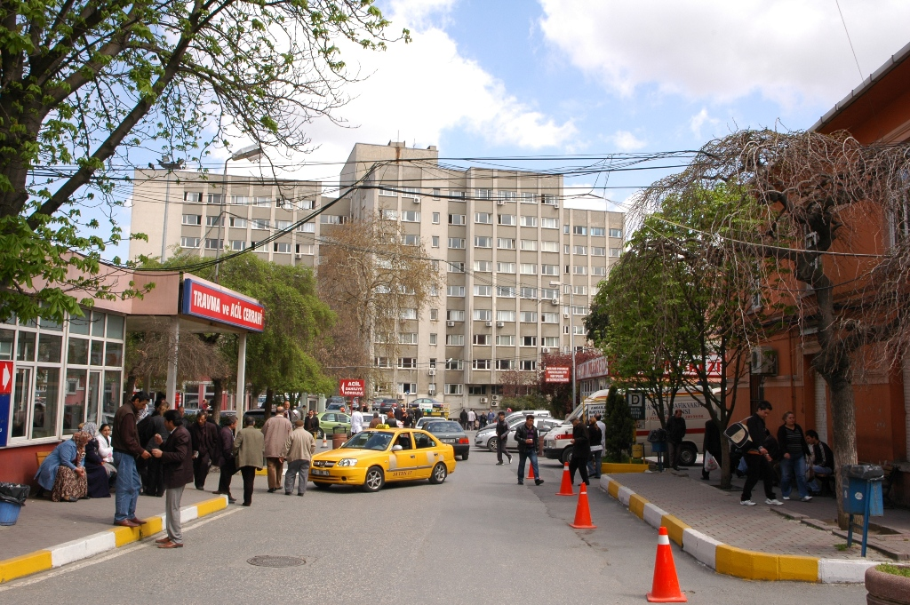 Çapa Devlet Hastanesi Randevu Alma