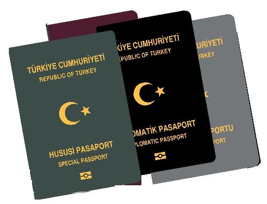 E-DEVLET PASAPORT KAYDI